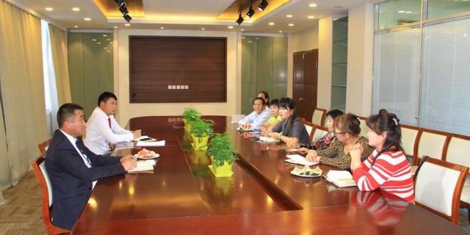 Солонгос улсын Тамян аймагт Өмнөговь аймгийн ногоочид сургалтанд оролцхоор боллоо
